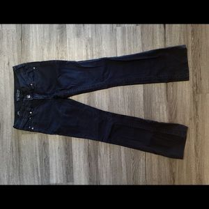 Affliction Jade Bootcut Jeans Size 26 Inseam 32